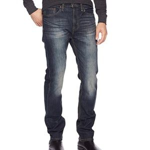 Levi Strauss & Co. Men's Slim Straight Jeans